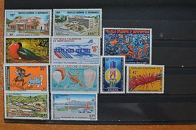 French Colonies New Caledonia Collection #5 MNH (O016NewCal)
