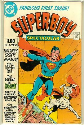 SUPERBOY SPECTACULAR #1 (DC Comics, 1980) NM!