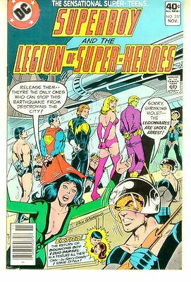 SUPERBOY and the LEGION of SUPER-HEROES #257 (DC Comics, 1979)