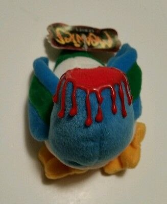 Collectable Meanies Series 2 Donnie Didn`t Duck (headless bird) with Tags