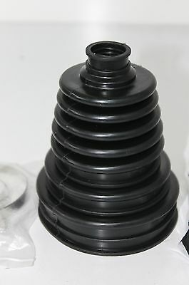 New CV Joint Drive shaft Universal Stretchable Rubber Boot Kit