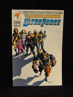 Malibu Comics - Ultraforce #02