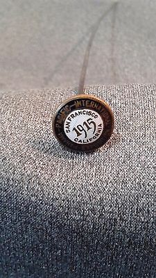 1915 Panama Pacific International Exposition Official Souvenir Hatpin Rare