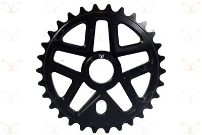 eXotic BMX 30T Sprocket CNC Machined 6061 Al One or Three Piece Crank,Bolt Drive