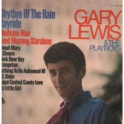 GARY LEWIS AND THE PLAYBOYS Rhythm Of The Rain LP VINYL US Liberty 12 Track