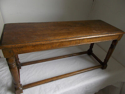 Antique table/bench/stool