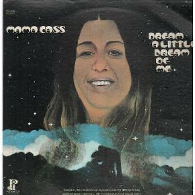 MAMA CASS Dream A Little Dream Of Me LP VINYL US Pickwick 12 Track Deletion