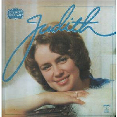 JUDITH FRIDAY It's Not Too Late LP VINYL US Herald 10 Track (Hrs5850)