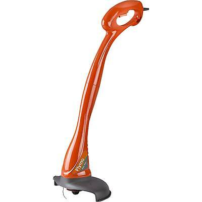 Flymo 230W 21cm Electric Mini Trim Garden Grass Trimmer Strimmer in  Orange New