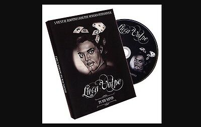 In My Mind by Luca Volpe and Titanas - DVD Mental Magic Mentalist  Effect Tricks