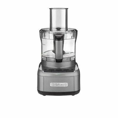 Cuisinart 8 Cup Food Processor (Gunmetal Gray) Gunmetal Gray