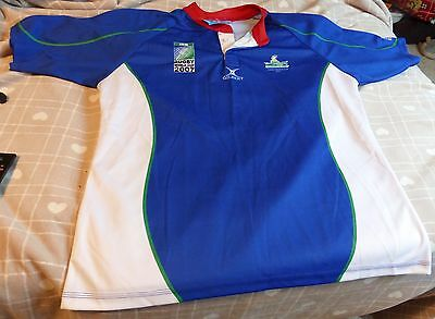 MAILLOT RUGBY WORLD CUP 2007 NAMIBIE NEUF taille xxl
