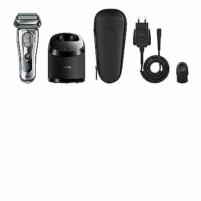 Braun Series 9 9095CC Men's Electric Foil Shaver Wet and Dry with Clean