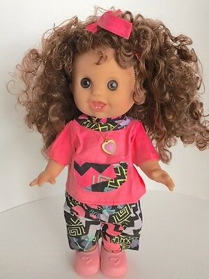 "Vintage Berenguer, Berjusa 12"" Angel Face Doll 1 of 6 of entire collection"