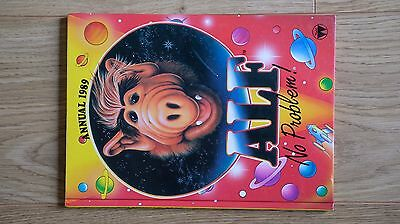 Alf Annual 1989 As New Condition