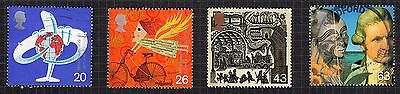 1999 Millennium Series The Travellers Tale SG 2073 - 2076 Good Used R6381