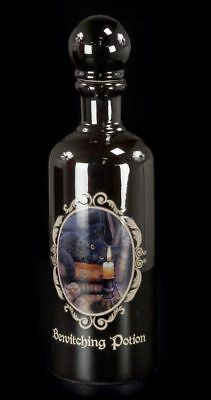 Witches Bottle Bewitching Potion Halloween Gothic Steampunk Table Decoration
