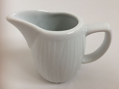 Small White Porcelain Cream /Milk Jug 125ml