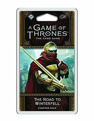 A Game of Thrones LCG - The Road to Winterfell Chapter Pack