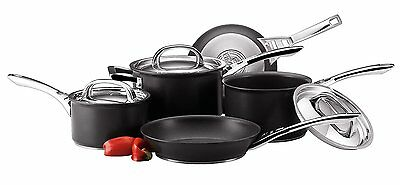 Circulon Infinite Hard Anodised Cookware Set, 5-Piece Masterchef Professionals