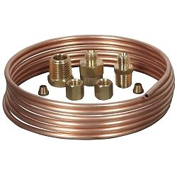 Bosch SP0F000012 Copper Tubing Installation Kit for Oil Pressure Gauge