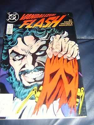 Flash #14 July 1988 'Wipe Out'