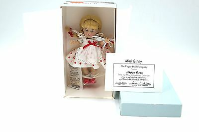 Mini Ginny Happy Days Style # 7MG101 5 inch Vogue Doll Limited Edition COA