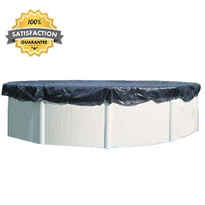 Strong Thick Round Outdoor Pool Pond PVC Protection Cover