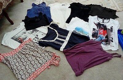 Ladies bundle -11 items- size 14- 16  miss Selfridges h& m etc