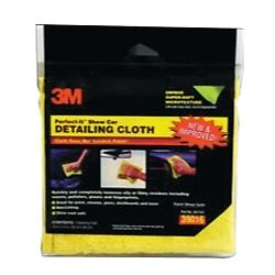 "3M 39016 Perfect-It Show Car Detailing Cloth, 12"" x 14"""