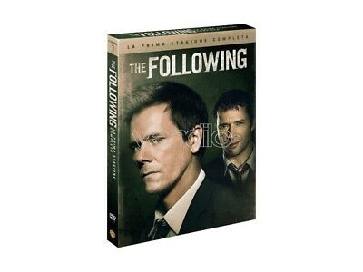 The Following - Stagione 1 Azione Avventura Dvd