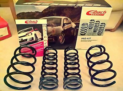 , Eibach Pro Kit Lowering Springs for Vauxhall Astra G 1.7 1.8 2.0 2.2 E6543-140