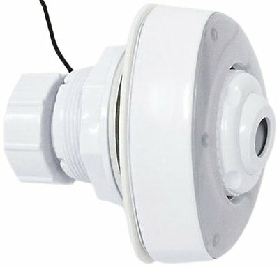 Steinbach Pool Lighting Jet Light, Inlet Nozzle with LED Lighting, White