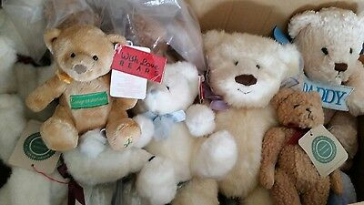 Job lot of 3 Huge Boxes of cuddly toys