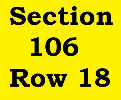 2 Tickets Foo Fighters Colonial Life Arena Columbia SC Tuesday October 17, 2017