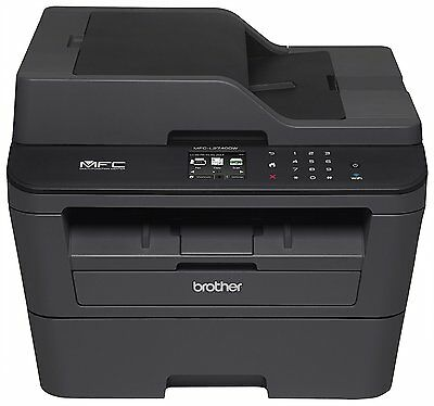 Brother MFC-L2740DW All-in-one Laser Printer Duplex, Wireless & Networking