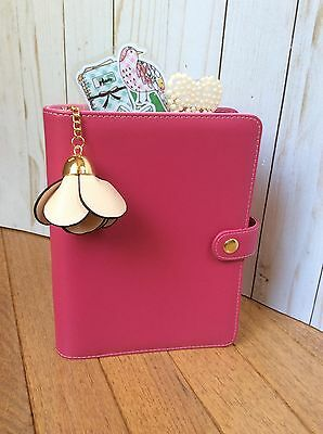 Palm Springs Pink Planner Kit - Personal Planner - Planner Society Accessories