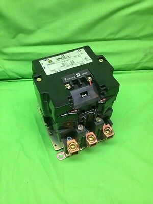 Square D 8502Sf02 Size 4 Contactor 208V 60Hz Coil