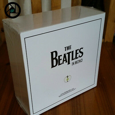 New Limited Version the Beatles Set Mono 13 CD Stereo Box Album Band Collection