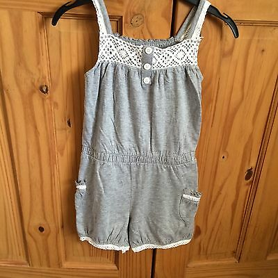 Girls Playsuit Age 5