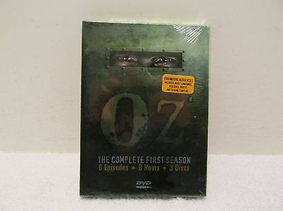 Oz - The Complete First Season 1 (DVD, 2002, 3-Disc Set)