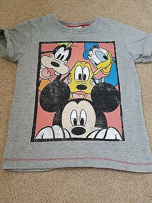 next mickey mouse t-shirt 12-18m