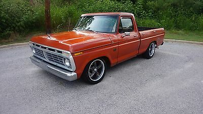 1976 Ford F-100 Custom Cab 1976 Ford F100 Custom Cab