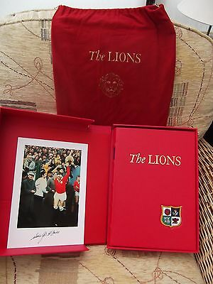 The Lions History of the British & Irish Rugby Union Team Genesis Publications