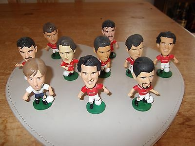 Mixed Lot Corinthian Football Figures 1995