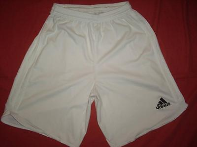 Adidas ClimaCool White Athletic Shorts Youth Size XL MINT CONDITION!