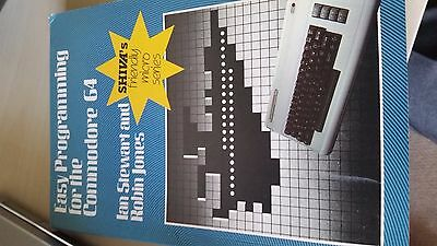 Easy Programming for the Commodore 64 - Lovely Condition Book Manual