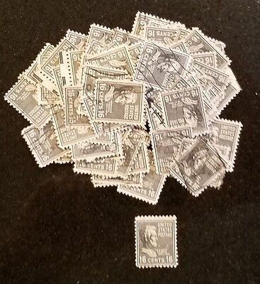 Lot of 97 - Stamps from the United States - 16 cents Abraham Lincoln