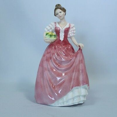 Royal Doulton Figurine Miss Kay HN3659 Mint Condition