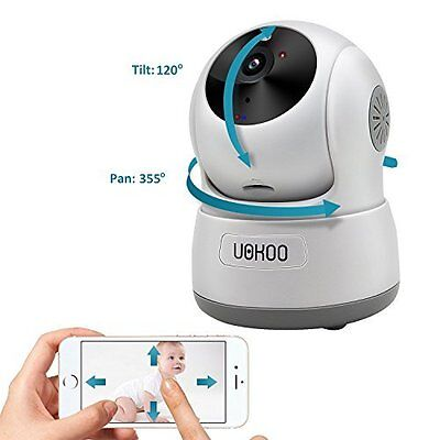 Baby Monitor Wireless IP Camera 720P HD Security Motion Detection Night Vision